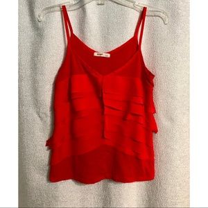 Old Navy Red Tank Top